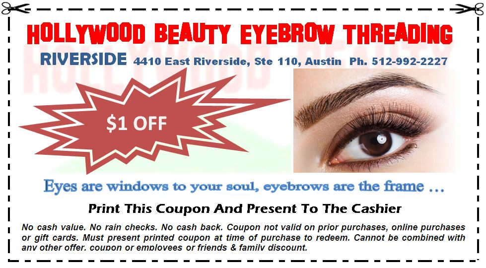 Hollywood Beauty Coupon Austin TX